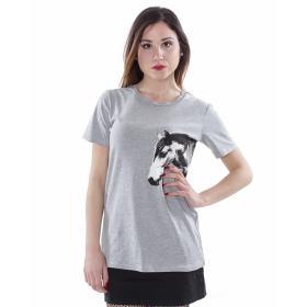 """T-Shirt """"Horse's Head"""" - donna"""