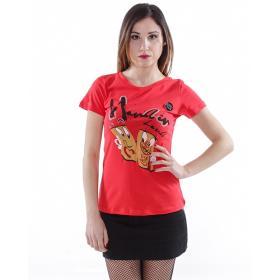 "T-Shirt ""Coke Moment"" - donna"