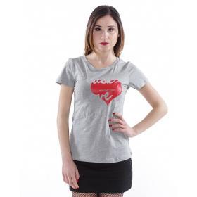 """T-Shirt """"Peace, Love, Aloha"""" - donna"""