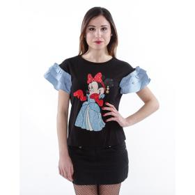 "T-Shirt ""Princess Minnie"" - donna"