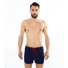 Costume boxer con cuciture colorate - uomo