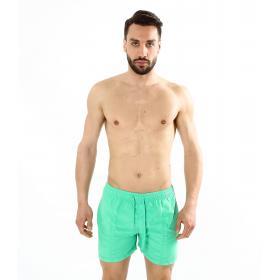 Costume bermuda con cuciture verticali - uomo