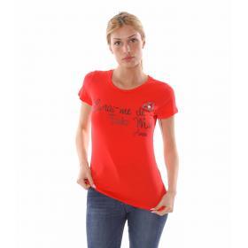 """T-Shirt """"Amem Kiss"""" - donna"""