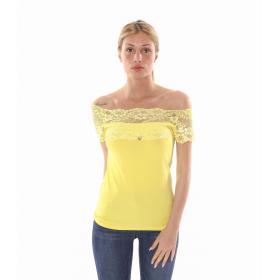 "T-Shirt ""Upper Merlet"" - donna"