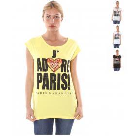 "T-Shirt ""MonAmour"" - donna"
