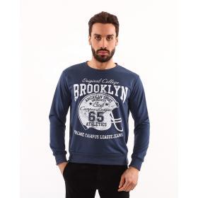 """Maglia """"College Brooklyn"""" - uomo"""